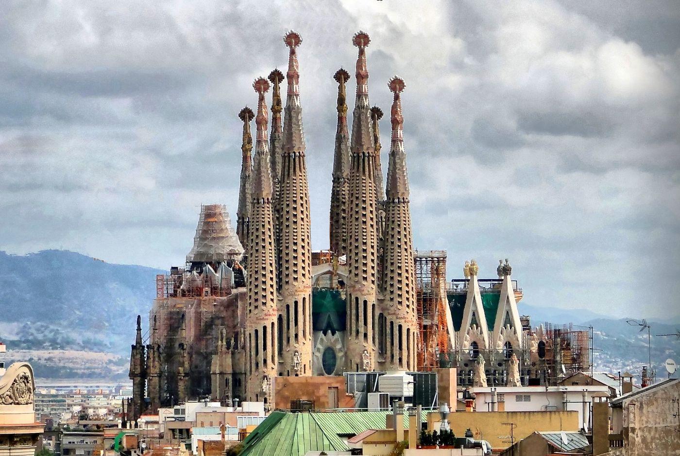 La sagrada familia imprescindibles en barcelona for De la sagrada familia