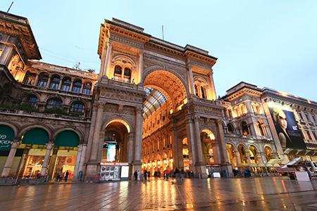 Hotel De La Ville Milan Italy
